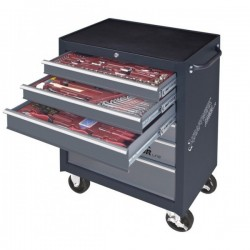 Servante 6 tiroirs 336 outilsKraftwerk