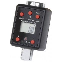 """Adaptateur dynamométrique digital 6-30 Nm 1/4"""" KRAFTWERK"""