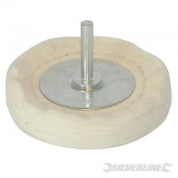 Roue de polissage à disques empilés
