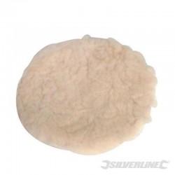Bonnet laine d'agneau à cordons