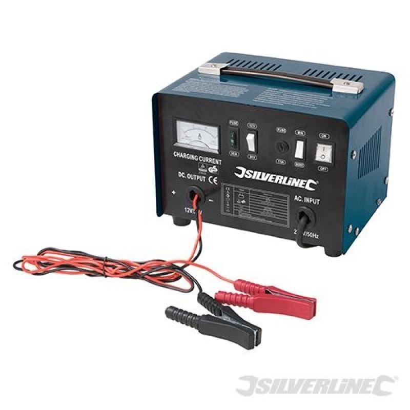 Chargeur de batterie 12 / 24 V