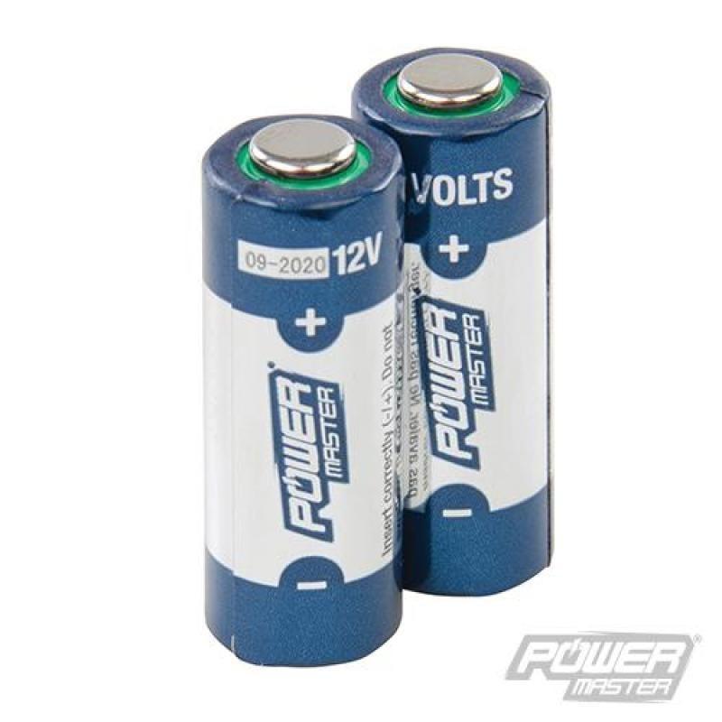 Lot de 2 piles alcalines 12 V Super A23