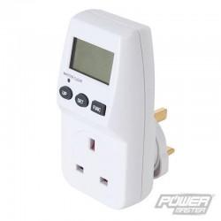Compteur de consommation d'énergie 240 V