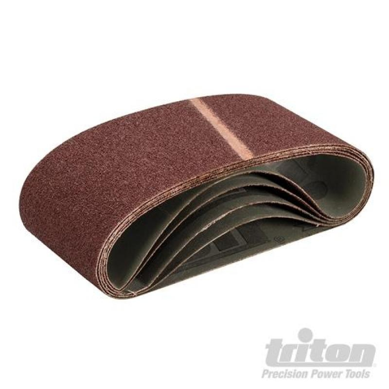 Bandes abrasives 100 x 560 mm 5 pcs