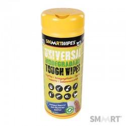 Lingettes universelles ultrarésistantes biodégradables - 40 lingettes