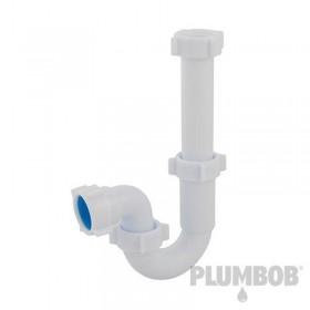 Siphon de lavabo vorm P,...