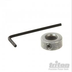 Bague de profondeur de 10 mm / 3/8 et clé 6 pans TWCK10