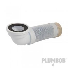 Pipe flexible de WC à 90°...