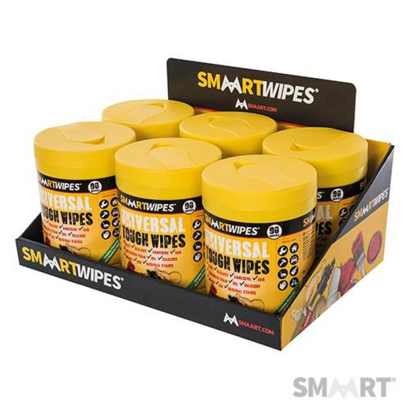 Présentoir de comptoir SmaartWipes Présentoir de comptoir