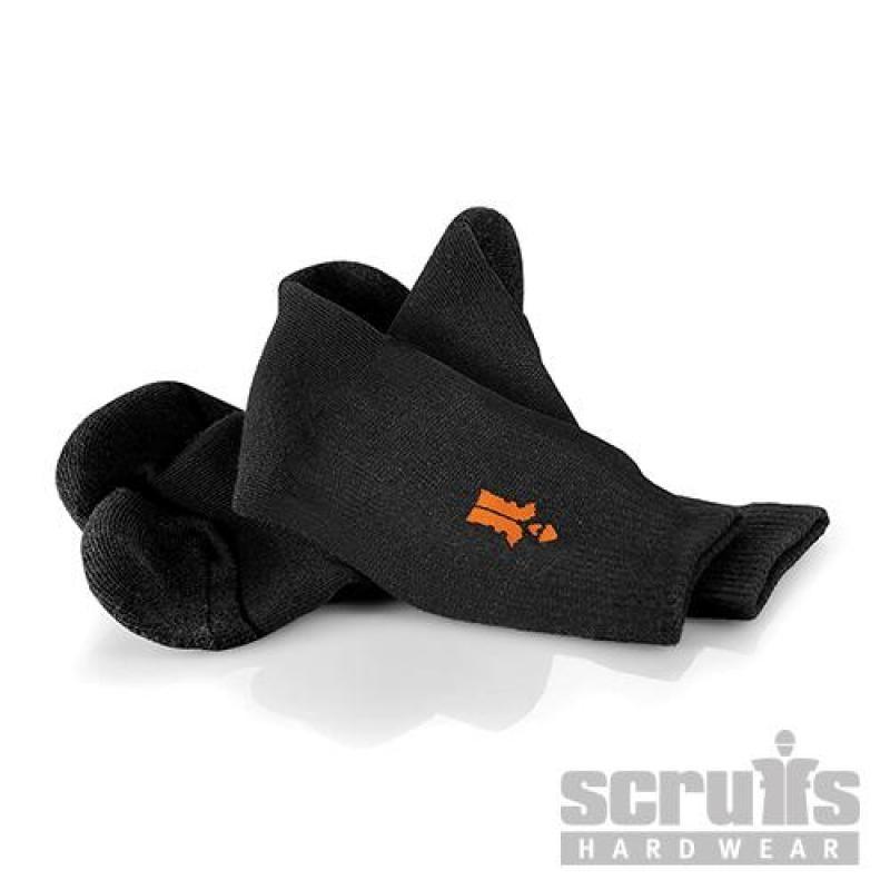Chaussettes thermiques noires Ultimate 6 -11