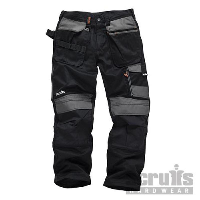 Pantalon noir 3D Trade R (36)