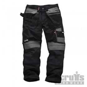 Pantalon noir 3D Trade L (32)