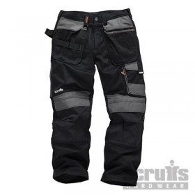 Pantalon noir 3D Trade L (38)