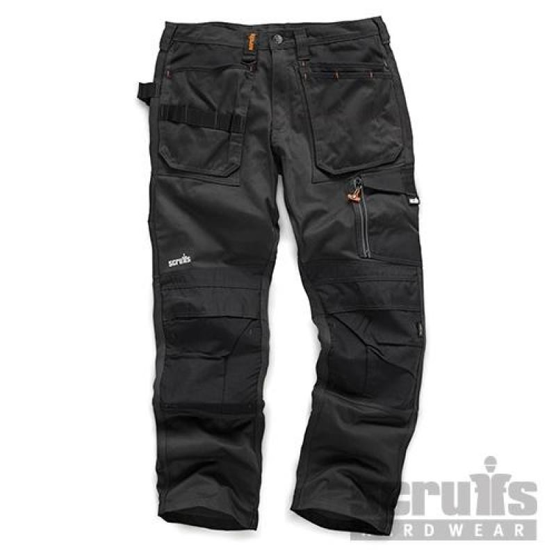 Pantalon gris 3D Trade S (30)