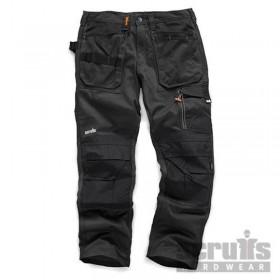 Pantalon gris 3D Trade S (34)