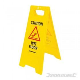 Panneau d'avertissement sol...